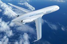 Airbus: samolot przyszłości (Concept Plane)
