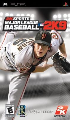 Major League Baseball 2K9  Sony PSP by 2K Games -- More info could be found at the image url.