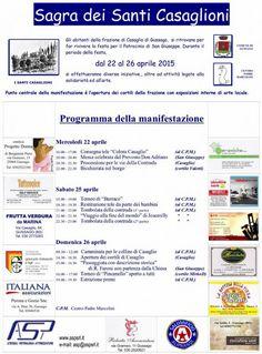 sagra dei santi casaglioni http://www.panesalamina.com/2015/35332-sagra-dei-santi-casaglioni-a-gussago.html