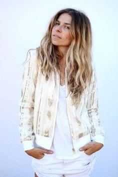 bowie sequin jacket