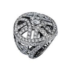 Paris Nouvelle Vague ring, large model