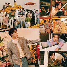 new #Seventeen teaser images with #Mingyu, #Jeonghan, #Vernon, #Woozi, #Wonwoo & #SCoups Woozi, Jeonghan, Wonwoo, Carat Seventeen, Seventeen Wallpapers, Vernon, Teaser