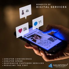 Need a trusted IT Digital outsourcing partner to help you grow your business? Ivan InfoTech has years of experience helping businesses by offering business and IT outsourcing services. Digital Strategy, Growing Your Business, Software Development, Innovation