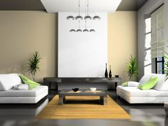 Home Renovations And Sell It To Investor: Modern home interior decoration ideas.