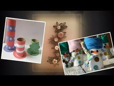 Do you love toilet paper roll crafts as much as we do? Today we're sharing 20 projects that you need to see . Please subscribe for my channel to watch all my... Toilet Paper Roll Crafts, Christmas Ideas, This Is Us, Channel, Watch, Youtube, Projects, Diy, Log Projects