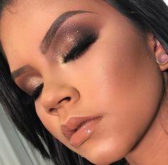 maquiagem de festa , makeup