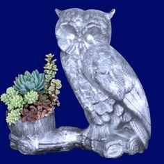 Owl-Night Owl Planter