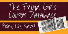 This site has great info on how to use and where to get coupons. The store policy links are so helpful!