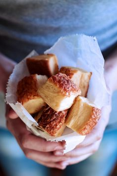Bread Recipes, Cooking Recipes, Hungarian Recipes, Bread And Pastries, Bread Rolls, Grubs, Doughnut, Camembert Cheese, French Toast