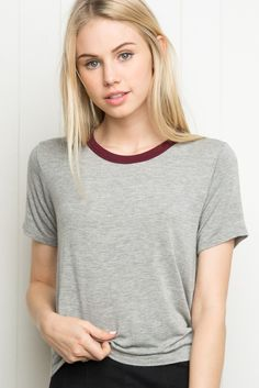 Brandy ♥ Melville | Tori Top - Just In