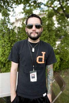 Jeremy McKinnon <3 <3 <3 my boyfriend looks like him when he has a beard.. GOD BLESS DEH WORLD.