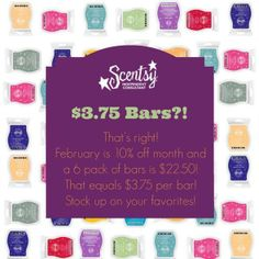 Scentsy Sale!!  https://kimhatfield.scentsy.us/