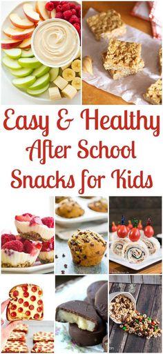 17 Easy & healthy af