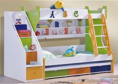 Bunk Beds Child Wood Furniture
