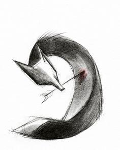 Arrow by Skia.deviantart.com on @deviantART