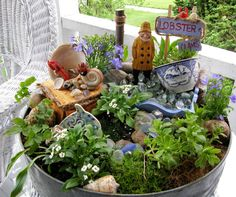 Creating A Fairy Garden | Gardening/Landscaping | Pinterest | Gardens, The  Ou0027jays And Nurseries
