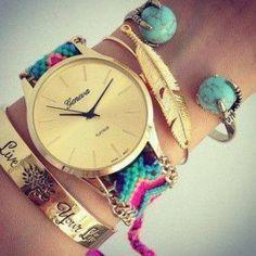 Montre bracelet bresilien 2017