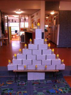 bouwen met doosjes in 2D