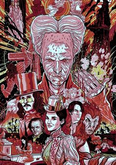 Take a look at this Bram Stoker's Dracula tribute art by artist PJ McQuade for Francis Ford Coppola's Dracula movie. The poster is a screen p. Vampire Books, Vampire Art, Arte Horror, Horror Art, Horror Books, Keanu Reeves Tumblr, Science Fiction, Newest Horror Movies, Bram Stoker's Dracula