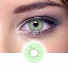 Urban Layer Be Natural Green - aka Spatax Green - Dorenzu Eye Color Chart, Colored Eye Contacts, Coloured Contact Lenses, Circle Lenses, Color Lenses, Be Natural, Eye Art, Reduce Thighs, Layers