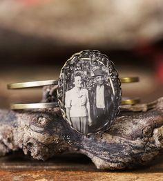 Heirloom Photo Bracelet Kit  ~ beautiful idea