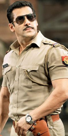 Dabangg 2 Actor Salman Khan Still #Bollywood #Fashion