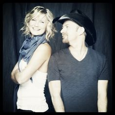 Jennifer Nettles & Kristian Bush Sugarland <3