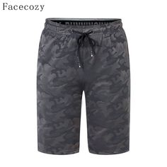 Facecozy Men's Summer Camouflage Outdoor Sports Shorts Elastic Quick Dry Shorts Half-Length Thin Short Trousers Adventure Hiking Hiking Shorts, Sport Shorts, Summer Hiking Outfit, Summer Outfits, Camouflage, Outdoor Survival, Hiking Outdoor, Outdoor Travel, Knee Length Shorts
