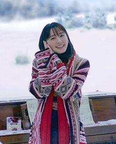結衣ちゃん🐕🦎さんはInstagramを利用しています:「明治メルティーキッス『雪原のピアノ』篇 #新垣結衣 #ガッキー」 Plaid Scarf, Saree, Asian, Portrait, Womens Fashion, Aragaki Yui, Photography, Beautiful, Beauty