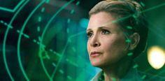 Carrie Fisher tenía un rol prominente en Star Wars IX:...
