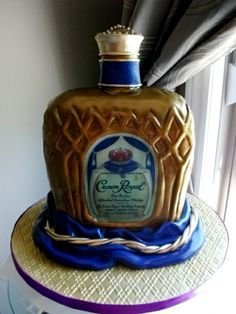 Yes People, This IS a cake!!!! I think I might need to learn how to make this for a few guys I know birthdays!!! Mike, Gary, Marc, Keith.