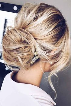 Beautiful Updo for Prom Night picture3