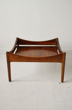 Kristian Vedel rosewood coffee table | OSI MODERN