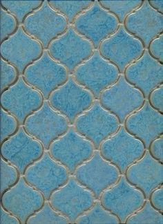 moroccan shaped tile | academy tiles Handmade tiles can be colour ... | Moroccan & Mediterra ...