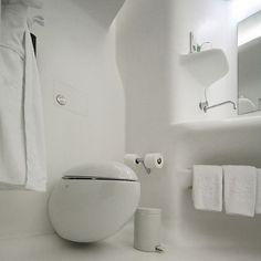 El cuarto de baño de Zaha Hadid - Banium