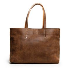 Westmount Tote Tribe   Women's Leather Shoulder bags   Roots $198