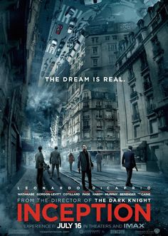 i loved what happened to paris in 'inception' #paris #movies #inception