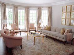 blush interior design