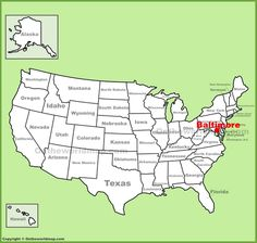 South Dakota location on the US Map Maps Pinterest South dakota