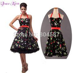 Free Plus Size Rockabilly Dress Pattern 42