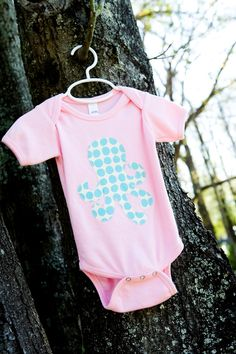 Baby Girls Clothes // Octopus Clothing Onesie // by brownowldesign, $15.00