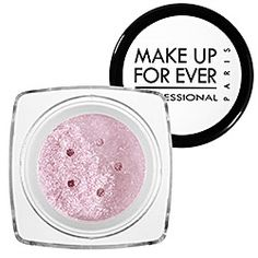 MAKE UP FOR EVER Diamond Powder in Baby Pink 13 - pastel pink shimmer #sephora