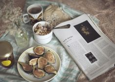 Reading While Eating: The Photography of Juliette Tang - an article from Food52
