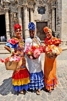 cuban traditional dress - Buscar con Google