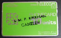 BT Prison Phonecards issued between 1987 and 2004 Canteen, Telephone, Over The Years, Prison, Britain, Public, The Unit, Cards, Phone