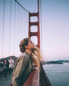 I can feel San Francisco