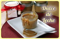 Dulce de Leche -- 2 easy methods in the slow cooker or oven; printable gift tags, too!