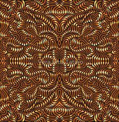 Ornamento in orange