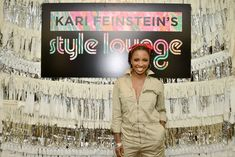 Kari Feinstein Style Lounge - step and repeat / photobooth alternative