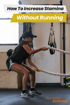 How To Increase Stamina Without Running